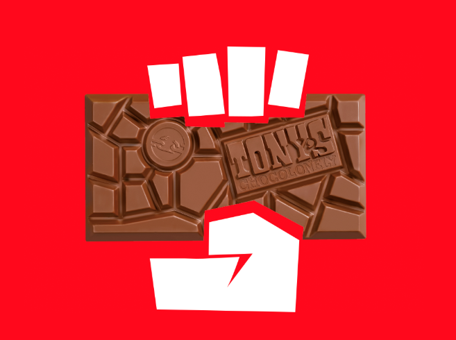 Tony's Chocolate bar